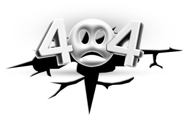 Erreur 404 après une migration WordPress